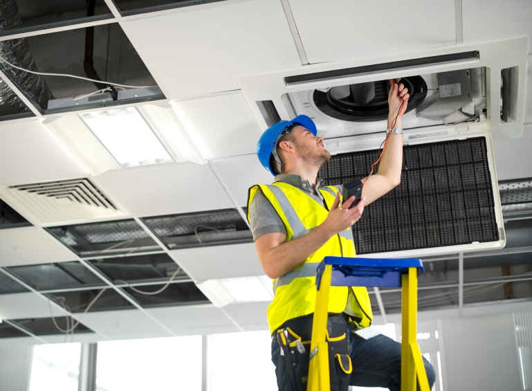 Air Conditioning Maintenance High Wycombe